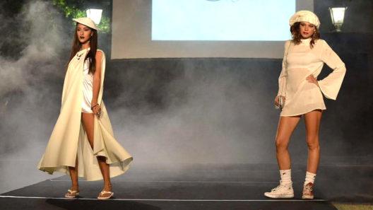 Sfilata, Fashion, Bologna, DB Technology, Sky TV