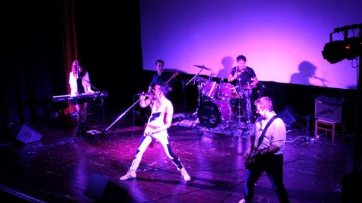 Live band, Sala Estense, Ferrara