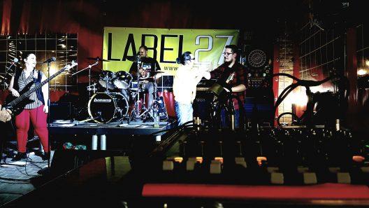Label27 live al Che Sarà di Occhiobello, Rovigo, Veneto.