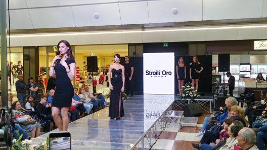 Sfilata di moda presso il Centro Commerciale La Rotonda, Modena